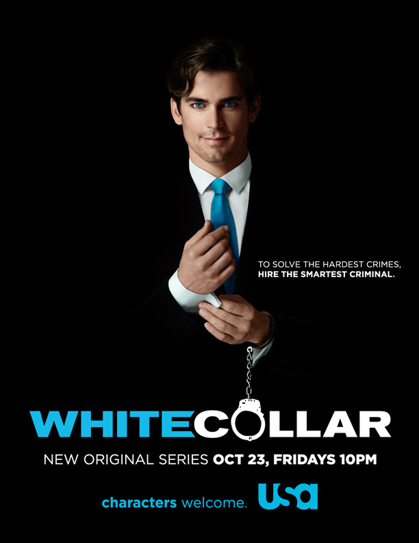 White Collar title image