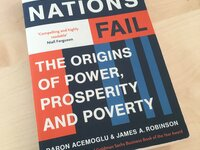 Why Nations Fail book